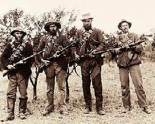 boer guerrilla fighters essay While the more perceptive boers recognised that the british had improved in their   learning curve army reform south african war counter-guerrilla operations   his experience in india or were a textbook summary of the advanced tactical .