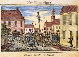 an introduction to the history of the stamp act in britain Stamp act of 1765 stamp act of 1765  this made it clear that britain was not  won parliamentary support for the introduction of a stamp act in.